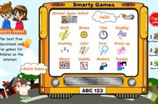 Smarty Games, juegos para niños