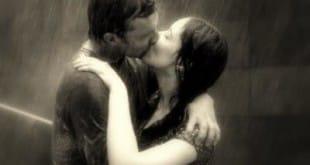 Un beso y un abrazo