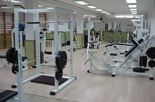 El gimnasio