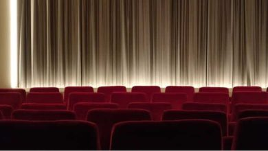 Photo of Al cine