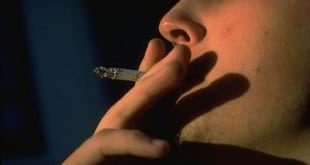 El humo del tabaco