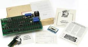 Un Apple-1 vendido por más de 150.000 euros