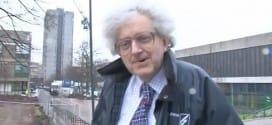 La tabla periódica en un cabello