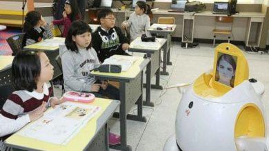Photo of Robots enseñando inglés en escuelas de Corea del Sur
