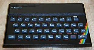 Relanzamiento del ZX Spectrum
