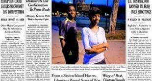 Los periódicos se leen más en Internet que en papel, en Estados Unidos