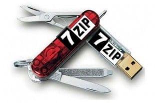 7-Zip, para trabajar con archivos comprimidos