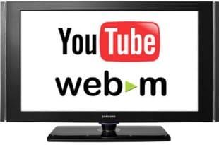 YouTube - WebM