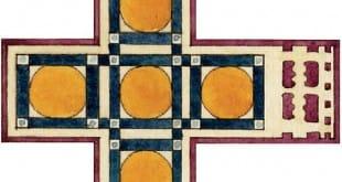 La cruz griega y el cuadrado