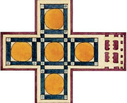Photo of La cruz griega y el cuadrado