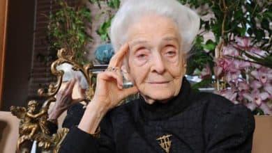 Entrevista a la neuróloga Rita Levi-Montalcini