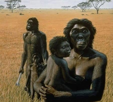 Photo of Los hombres primitivos eran sedentarios, las mujeres no