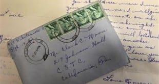 La carta de amor que llega 53 años tarde