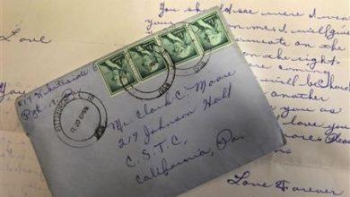 Photo of La carta de amor que llega 53 años tarde