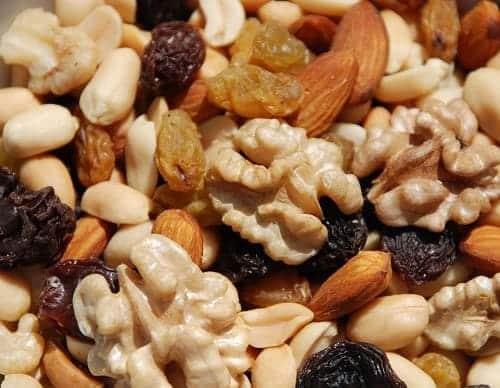 Frutos secos contra la diabetes