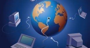 El tiempo de uso de Internet crece en España