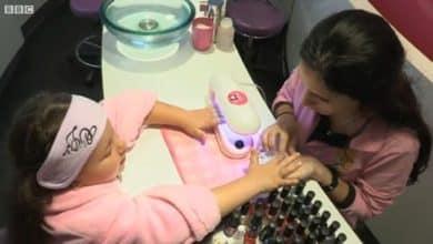 Salones de belleza para niñas de 4 años en Beirut