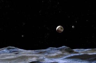 ¿Hay un océano bajo la superficie helada de Plutón?