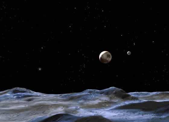 Photo of ¿Hay un océano bajo la superficie helada de Plutón?