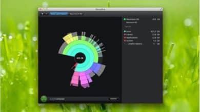 DaisyDisk, analiza el uso del disco duro de tu Mac