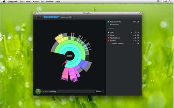 Photo of DaisyDisk, analiza el uso del disco duro de tu Mac