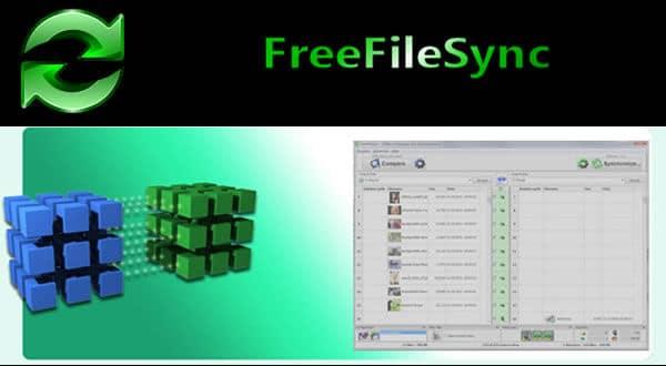 FreeFileSync, para sincronizar archivos y carpetas