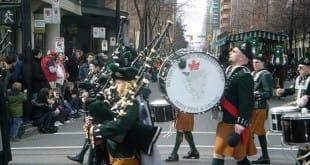 La organización del desfile
