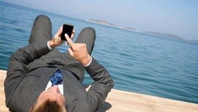 Photo of ¿Estás estresado? Apaga el teléfono