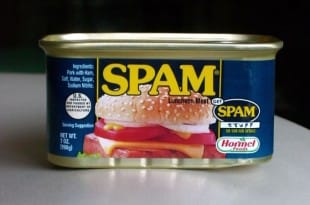 El correo electrónico no deseado satura nuestros buzones