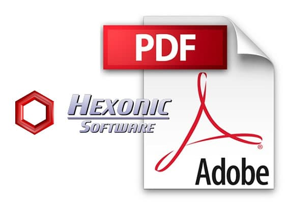Combina y divide archivos PDF con Hexonic