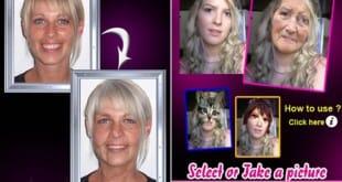 Old Magic, envejecimiento facial