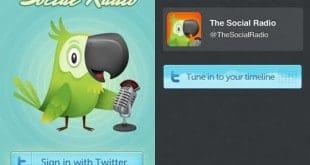 Escucha la radio mientras atiendes tu cuenta de Twitter