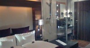 Habitación doble con ducha