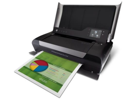 Impresora móvil HP