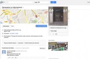 Lugares en Google+