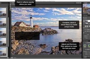 Perfect Effects Free Edition, aplica efectos a tus fotos