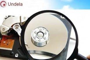 Undela, para recuperar archivos borrados