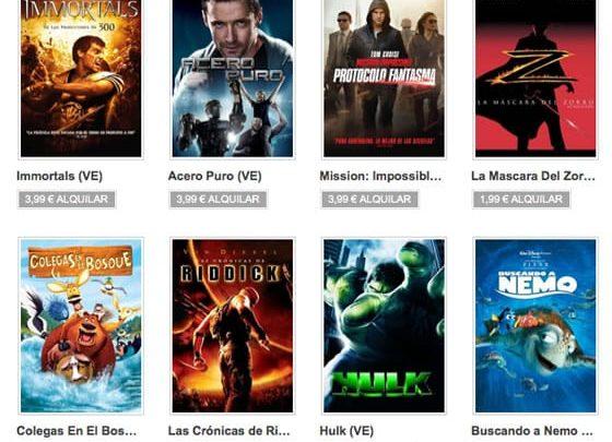 Photo of Alquiler de películas en Google Play