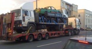 La historia de una furgoneta