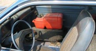 Un Ford Pinto muy peligroso
