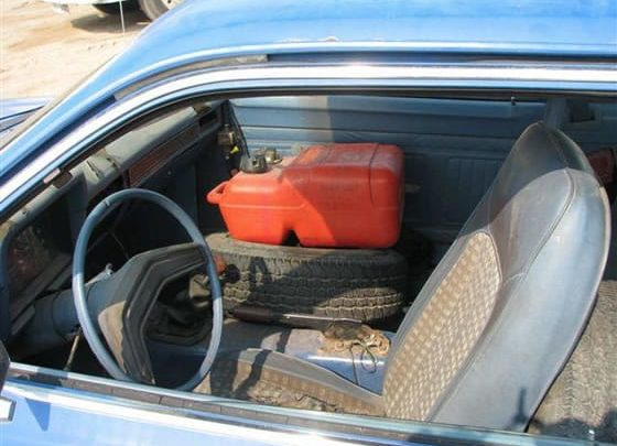 Photo of Un Ford Pinto muy peligroso