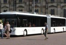 Photo of El autobús más largo y con más capacidad del mundo
