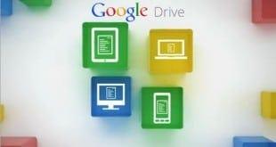 Google Drive, almacenamiento en la nube