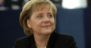 Angela Merkel y el paseo fluvial en Lugo