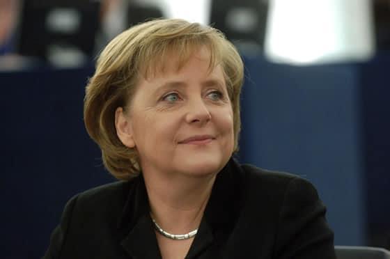 Angela Merkel y el paseo fluvial de Lugo