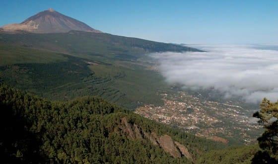 Visitando el Parque Nacional del Teide