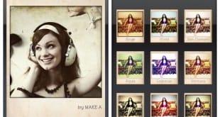 Crea fotos con estilo Polaroid con Polatax