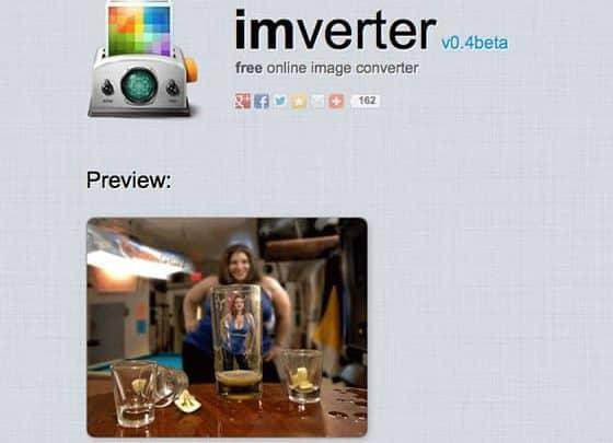Photo of Imverter, conversor de imágenes en línea