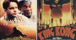 Las 250 mejores películas de la historia en menos de tres minutos