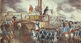 Vuelve la guillotina